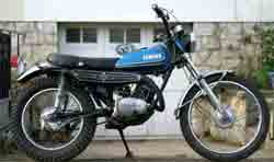 At on Yamaha At2 Wiring Diagram