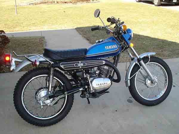 Yamaha 125 [ AT1 ]